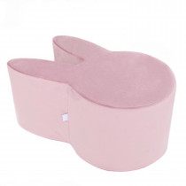 Pouffe - Rabbit Pink
