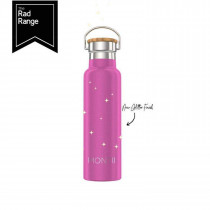 Original Drink Bottle - Bright Pink Glitter