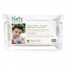 Sensitive Wipes - Unscented