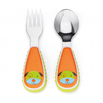 Zootensils Fork & Spoon - Dog