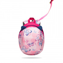 Kids Backpack - Butterfly Pink