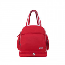 Signature Maternity Diaper - Bag Red