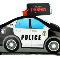Police Car Novelty Lunch Box