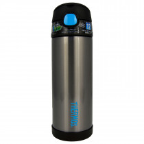 FUNtainer Bottle Stainless Steel Hydration Bottle, 470ML