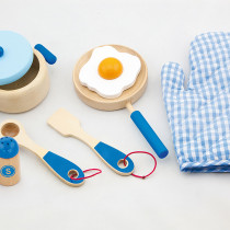 Cooking Tool Set - Blue