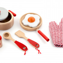 Cooking Tool Set-Red