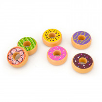 Donuts  Play Set (6 pcs)