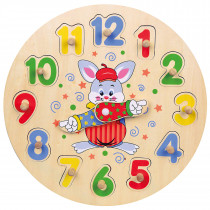 Clock Puzzle 10mm thick