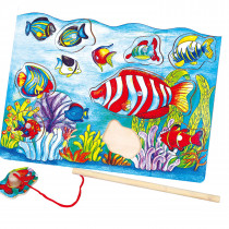 Magnetic Fishing Puzzle