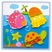 Chunky Puzzle - Sea Animals