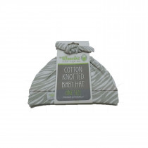 Cotton Double Knot Hat - Fancy & Fun Zebra