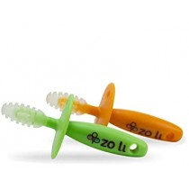 Gummy Stick 2 pack - Orange and Green