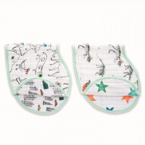 Classic 2-Pack Burpy Bibs Color Pop