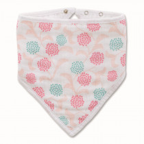 Classic Bandana Bib - Tea Global Garden