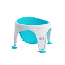 Soft Touch Bath Seat - Aqua