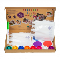 X8 - Webbox - Reusable Food Pouches - 100ml