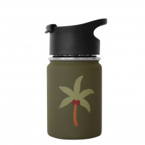 Stainless Steel Tumbler - Palm Tree