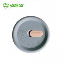 Silicone Pump Cap - Grey