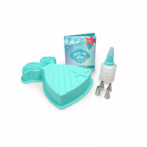 Mermaid Cake Making Set