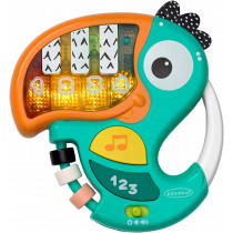 PIANO & NUMBERS LEARNING TOUCAN