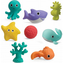 Aquarium Bath Squirter Toys