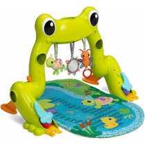 Great Leaps Infant Gym & Ball Roller Coaster