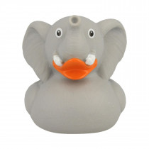 Bath Toy-Elephant Duck -Grey