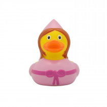 Bath Toy-Princess Duck -Pink