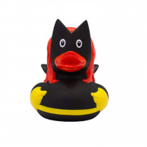 Bath Toy-Dark Duck, Woman - Black