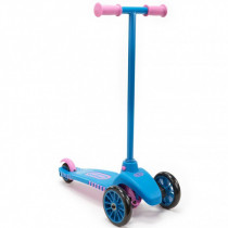 Lean To Turn Scooter- Blue/ Pink