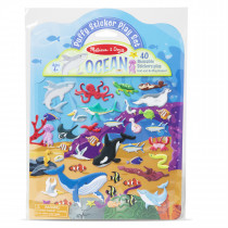 Puffy Sticker Play Set- Ocean