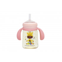 PPSU Straw Trainer Bottle - Lola