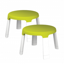 PortaPlay Stools (Pack of 2) -  Forest Friends
