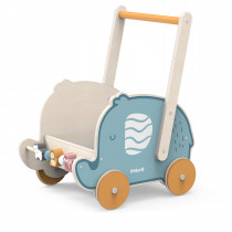 Wooden Elephant Walker / Buggy