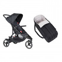 Dot Buggy & Cocoon Package - Black