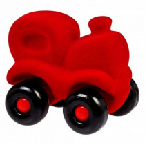 Soft Baby Educational Toy-The Choo-Choo Train Large-Red