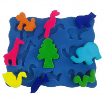 Soft Toy-3D Shape Sorter Animal Shapes
