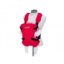 Mimoso Baby Carrier Plain Red