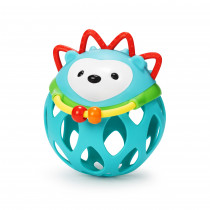 Explore & More Roll Around Rattle - Hedgehog