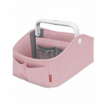 Skip Hop Light Up Diaper Caddy - Heather Pink