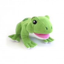 William the Frog -Baby Bath Toy and Sponge