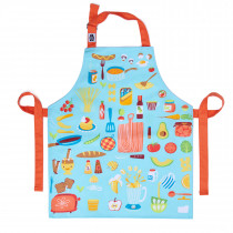 Let's Cook Cotton Apron