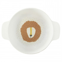 Bowl with handles - Mr. Lion