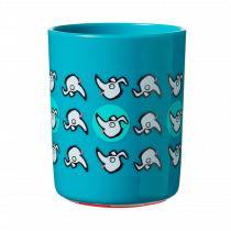 No Knock Cup( Small - Blue