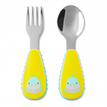 Zootensils Fork & Spoon-Shark