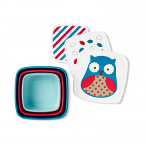 Zoo Snack Box Set-Owl
