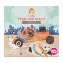 Transfer Magic - Create A Car
