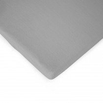 Bed Fitted Sheet 70x140cm  Jersey Grey