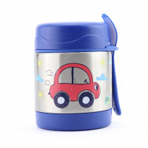 Food Jar - Car