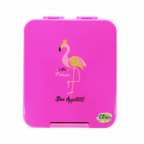 Snack Box - Flamingo